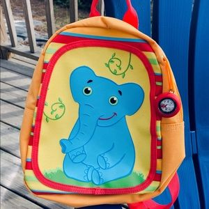 Elephant Toddler Back Pack